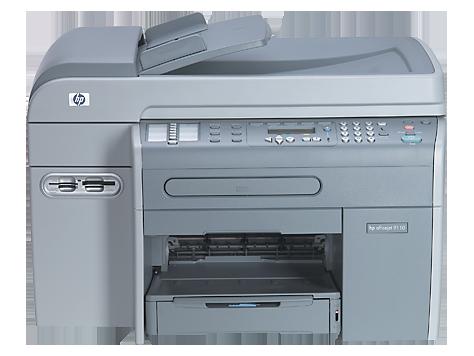 HP Officejet 9110 All-in-One-Drucker