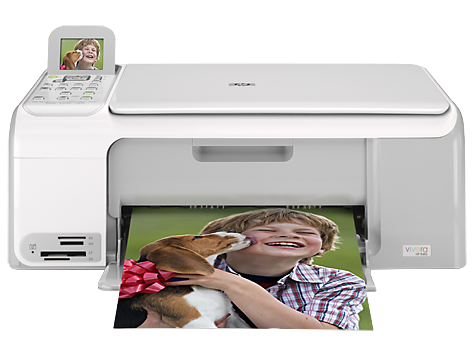HP Photosmart C4100 All-in-One-serien
