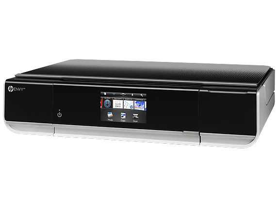 HP ENVY 100 e-All-in-One Printer - D410a - Left