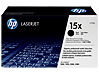 HP 15X High Yield Black Original LaserJet Toner Cartridge