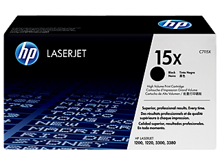 HP 15 Toner Cartridges