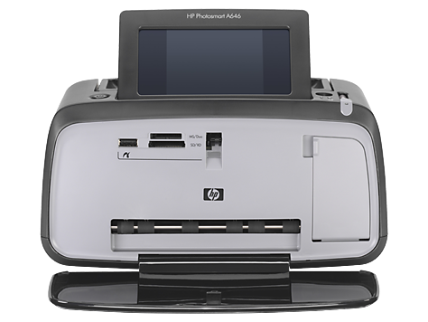 HP Photosmart A640 Printer series