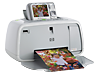 HP Photosmart A444 Camera and Printer Dock - Right