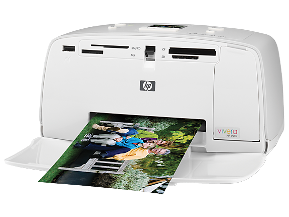 HP Photosmart A510 Compact Photo Printer