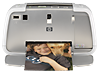 HP Photosmart A432 Portable Photo Printer
