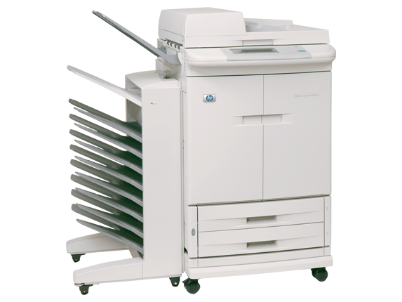 HP Color LaserJet 9500mfp - Right