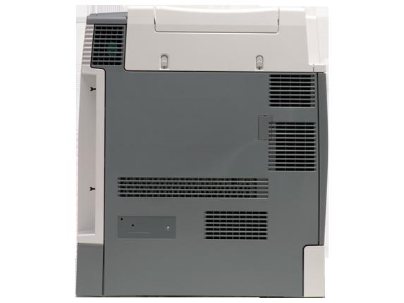 HP Color LaserJet 4700dn Printer - Rear