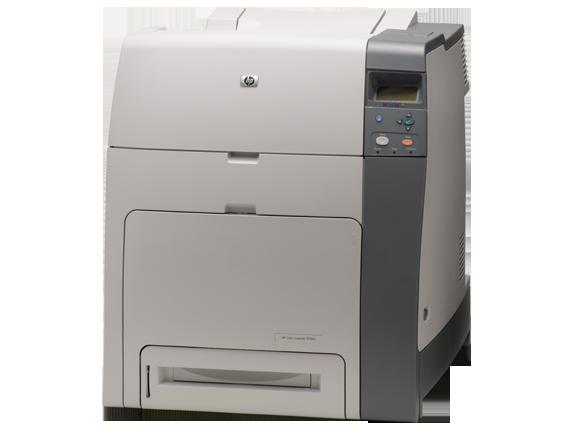 HP Color LaserJet 4700dn Printer - Left