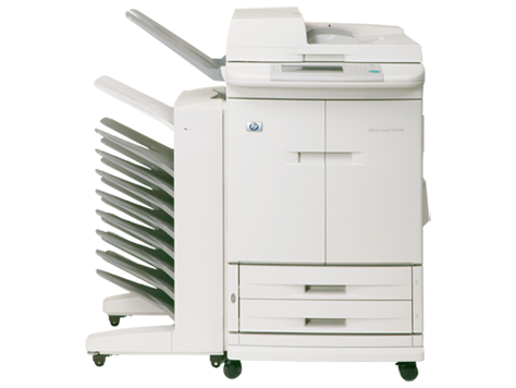 HP Color LaserJet 9500 Multifunktionsdruckerserie