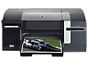 HP Officejet Pro K550 Color Printer - Center