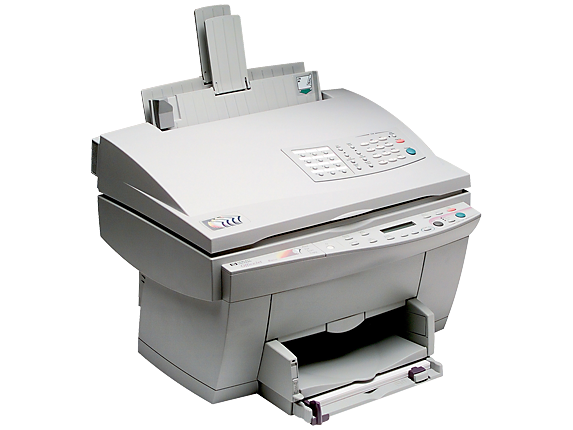 HP Officejet r80xi All-in-One - Right