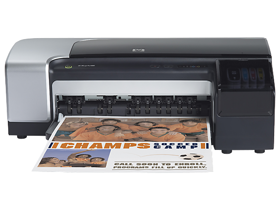 HP Officejet Pro K850dn Color Printer