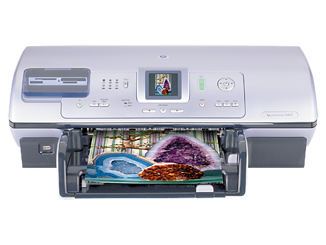 HP Photosmart 8400 Printer series