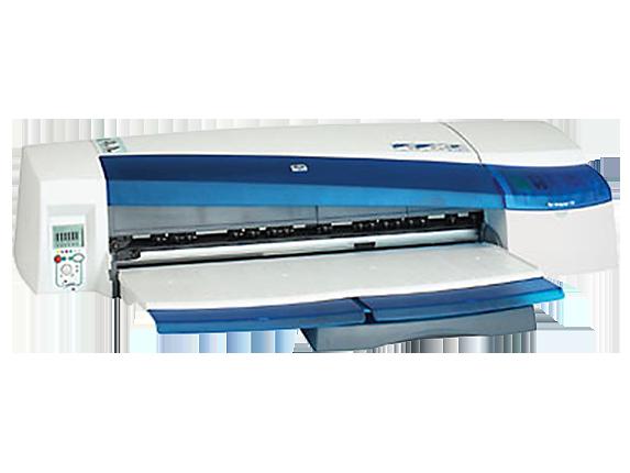 HP Designjet 120 Printer Drivers for PC