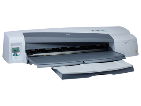 HP DesignJet 100plus 印表機系列