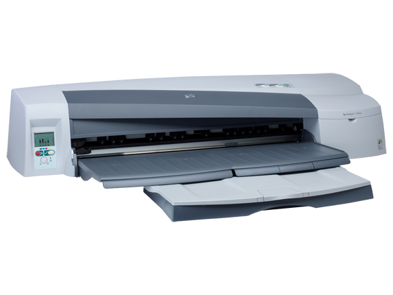 HP Designjet 100 Printer - Right