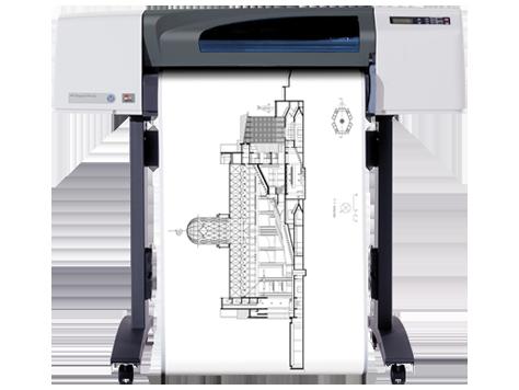 HP DesignJet 500 Printer series