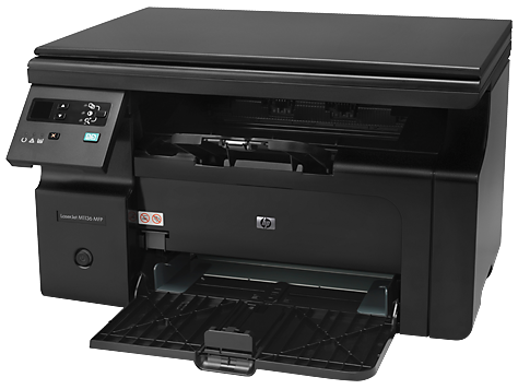 HP LaserJet Pro M1136 Multifunction Printer Software and