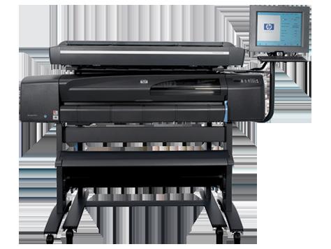 Gamme d'imprimantes multifonction HP DesignJet 820