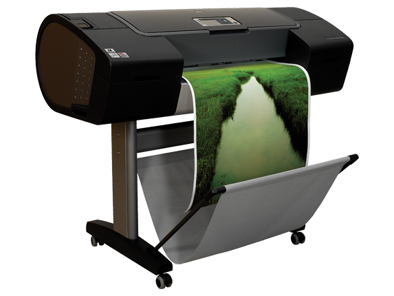 HP Designjet Z3100 24-in Photo Printer