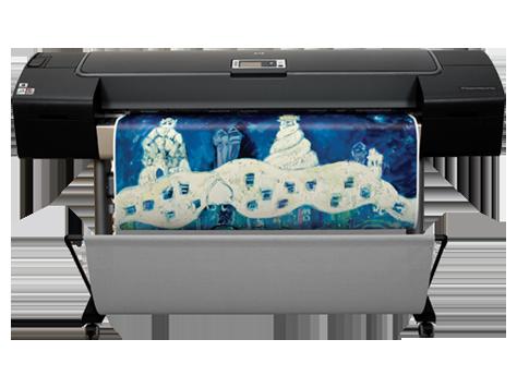 HP DesignJet Z3100ps GP 44-in Photo Printer
