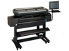 HP Designjet 815mfp - Right