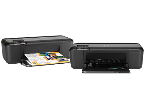HP Deskjet D2600-serien skriver