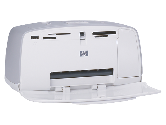 HP Photosmart 325v Compact Photo Printer - Right
