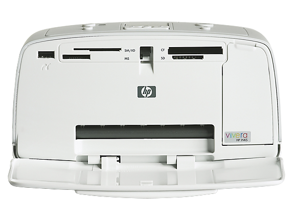 HP Photosmart 337 Compact Photo Printer - Center