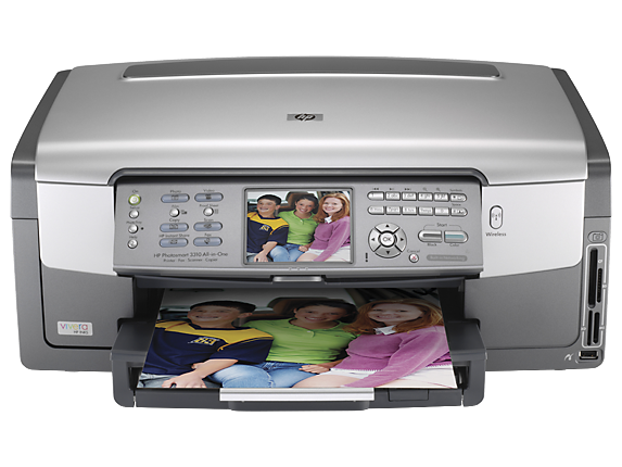 DRIVERS UPDATE: HP PHOTOSMART 3300 SERIES