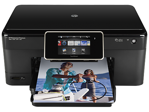 HP Photosmart Premium e-All-in-One 印表機系列 - C310