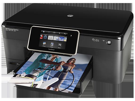 HP Photosmart Premium e-All-in-One Printer - C310a