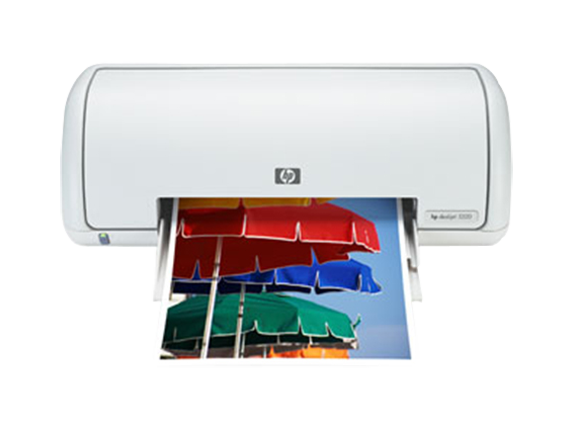 HP Deskjet 3322 Color Inkjet Printer