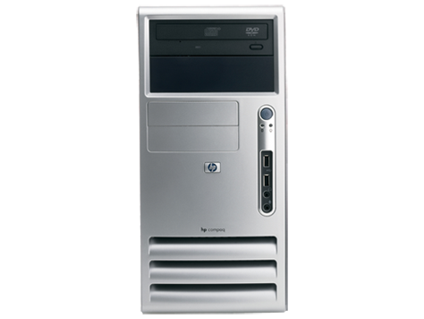 HP Compaq dx7300 Microtower PC