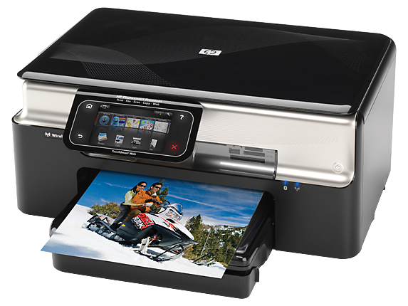 HP Photosmart Premium TouchSmart Web All-in-One Printer - C309n