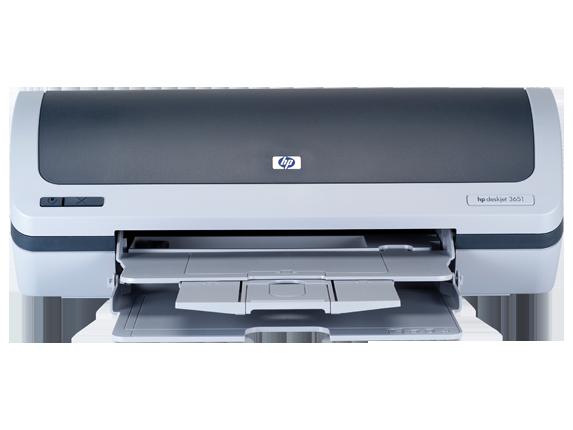 HP Deskjet 3645 Color Inkjet Printer