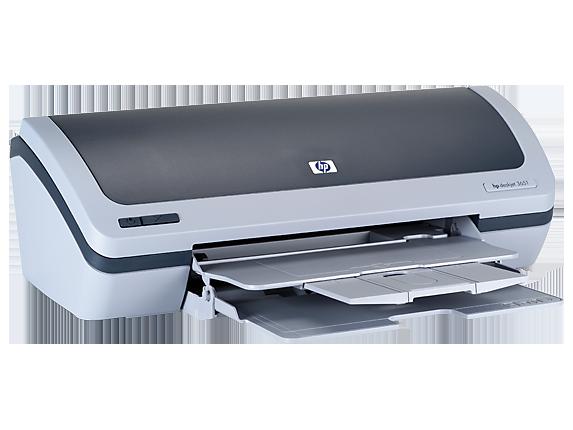 HP Deskjet 3620 Color Inkjet Printer - Right