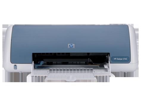 HP Deskjet 3745 印表機系列