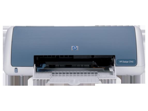 HP Deskjet 3747 Color Inkjet Printer
