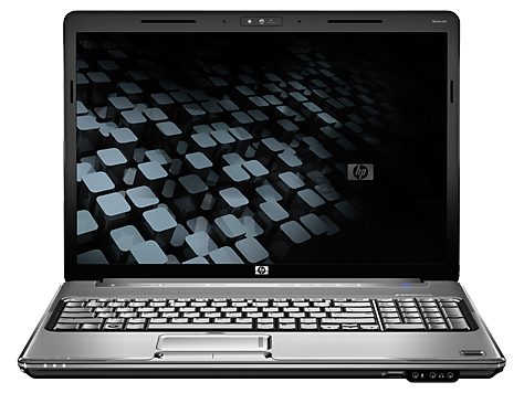 HP Pavilion dv7-1100 Entertainment Notebook serie