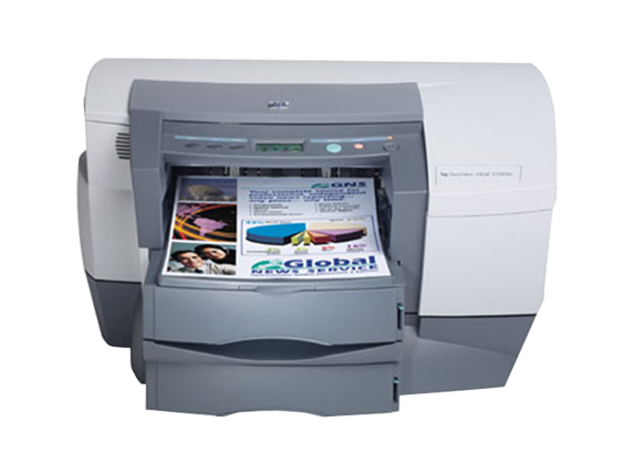HP Business Inkjet 2280tn Printer - Center