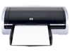 HP Deskjet 5650v Color Inkjet Printer - Center