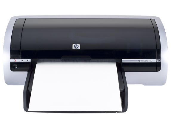 HP Deskjet 5650 Color Inkjet Printer
