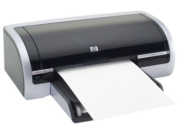 HP Deskjet 5650v Color Inkjet Printer - Right