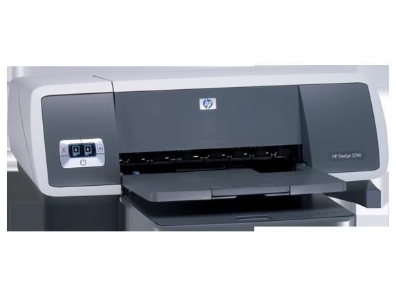 HP Deskjet 5740xi Color Inkjet Printer