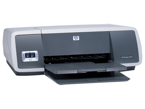 HP Deskjet 5740 Printer series