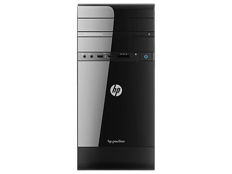 HP Pavilion p2-1000 desktop pc-serien