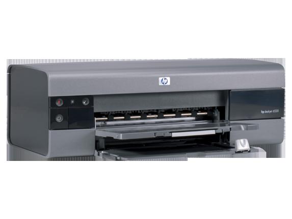 HP Deskjet 6520xi Color Inkjet Printer