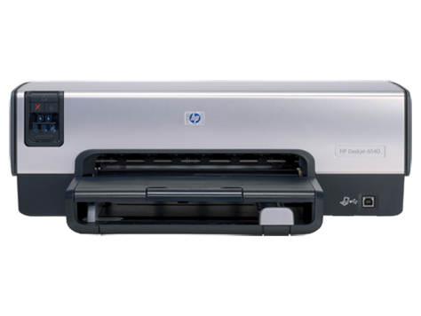 HP Deskjet 6548 Color Inkjet Printer
