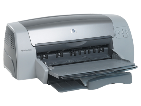 HP Deskjet 9300 Printer series